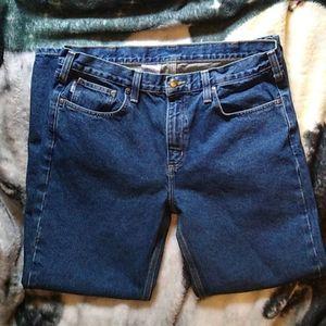Carhartt Classic Straight Leg Jeans Men's 36